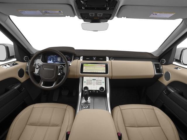 2018 Land Rover Range Rover Sport V6 Supercharged Hse Morristown Nj